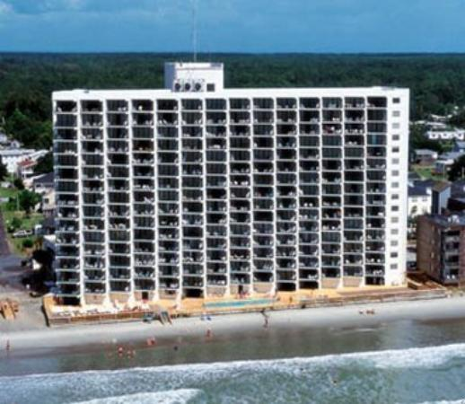 Garden City Beach, Carolina Selatan: Exterior