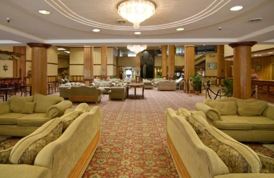 Hudson Valley Resort and Spa: Lobby