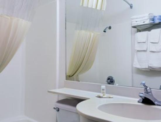 Idabel Inn : Bathroom