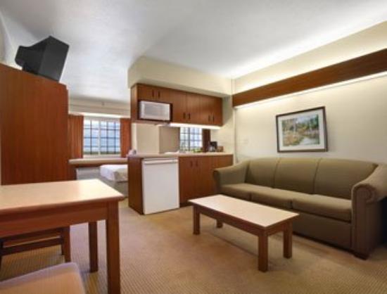 Microtel Inn & Suites by Wyndham Rapid City: Suite