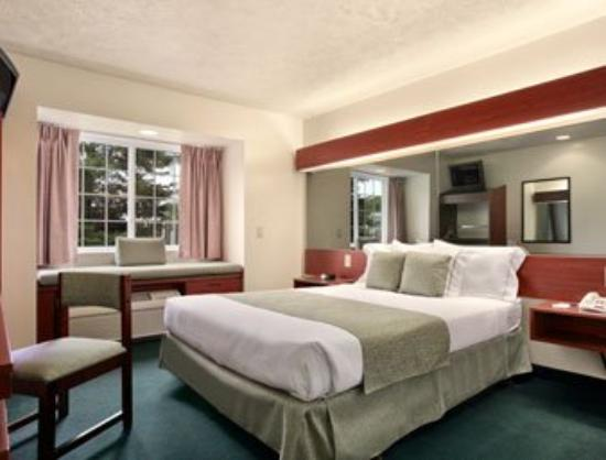 Microtel Inn & Suites by Wyndham Manistee: Accessible Queen Bed Room