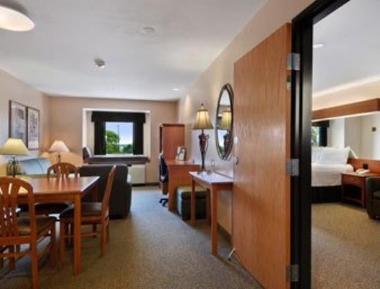 Inn at Treasure Valley: Guest Room
