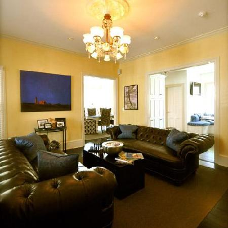 Enjoy our sitting room at the our Ptown B&B, the White Porch Inn.