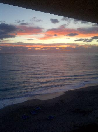 Courtyard Hutchinson Island Oceanside/Jensen Beach: From the room