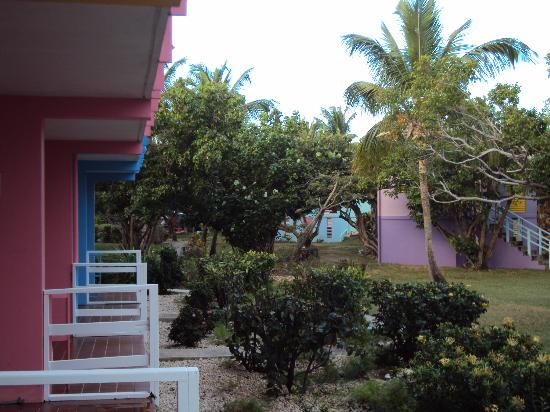 Fischer's Cove Beach Hotel: Hotel Rooms at FC