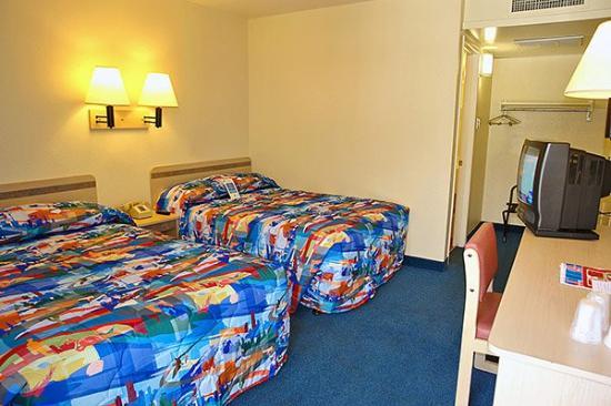 Motel 6 Reno-Livestock Events Center: MDouble