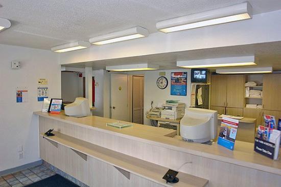 Motel 6 Washington DC SE - Camp Springs : MLobby