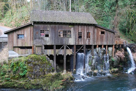 Woodland, WA: Grist Mill