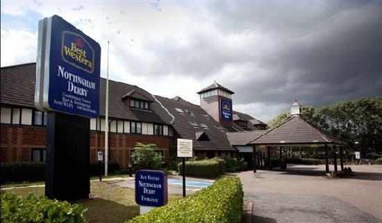 BEST WESTERN NOTTINGHAM DERBY - Hotel Reviews, Photos ...