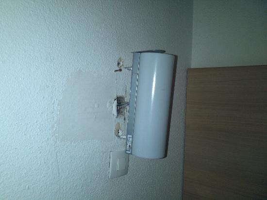 Mister Bed Lomme: lampe pendante du mur