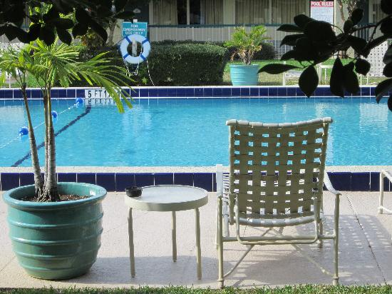 BEST WESTERN Downtown Stuart: Poolside