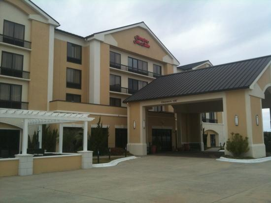 Hampton Inn & Suites Atlantic Beach: very nice stay