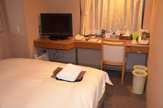 Dormy Inn Express Nagoya: シングルルーム