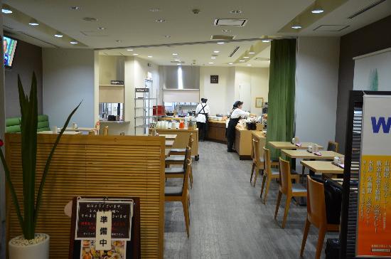Dormy Inn Express Nagoya: 食堂