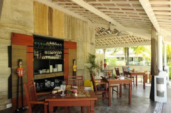 Casa Acayu Pousada & Bungalows: Restaurant
