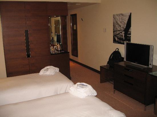 Hilton Warsaw Hotel & Convention Centre : Stanza