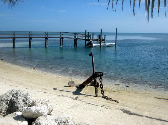 Days Inn and Suites Key Islamorada: beach front