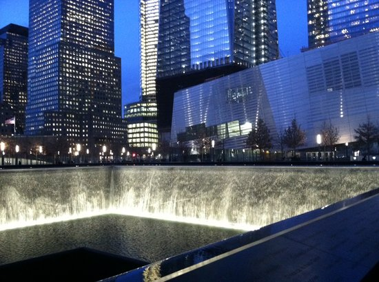 The top 10 things to do near the national 9 11 memorial for Things to do in nyc evening