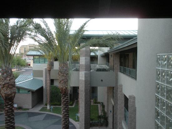 Sundial: courtyard