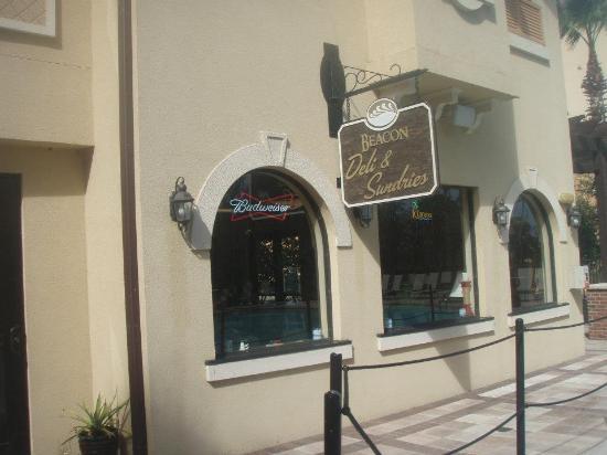 Beacon Deli & Portside Pub : beacon deli