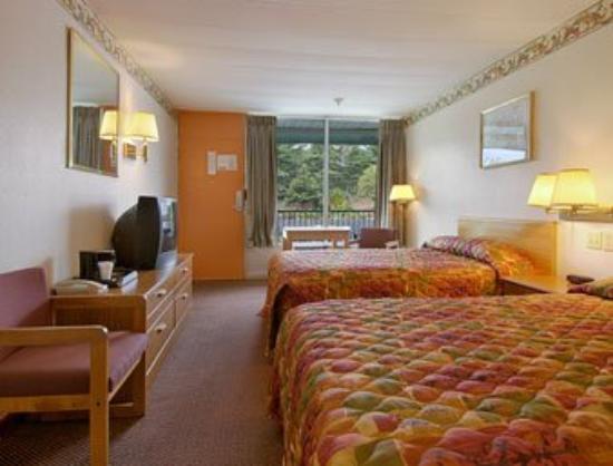 Scottish Inns Dunmore: Guest Room