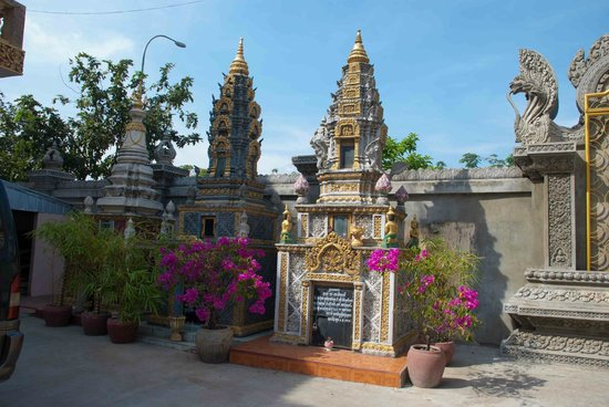 Pagoda Wat Langka