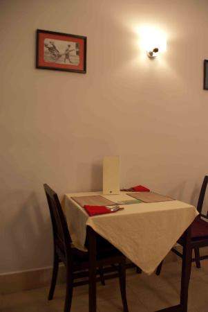 My Home Restaurant : Seats in My Home