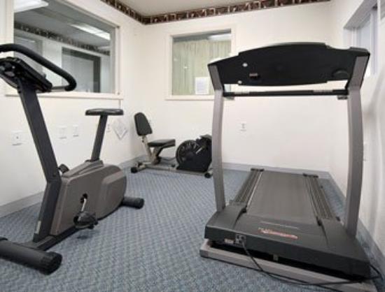 Super 8 East Moline: Fitness Centre