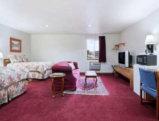 Days Inn Lewiston: Suite