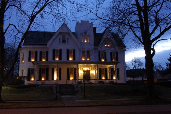 Historic Hotel Bethlehem: House in the historic district