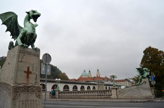 Hotel Emonec: Dragon Bridge