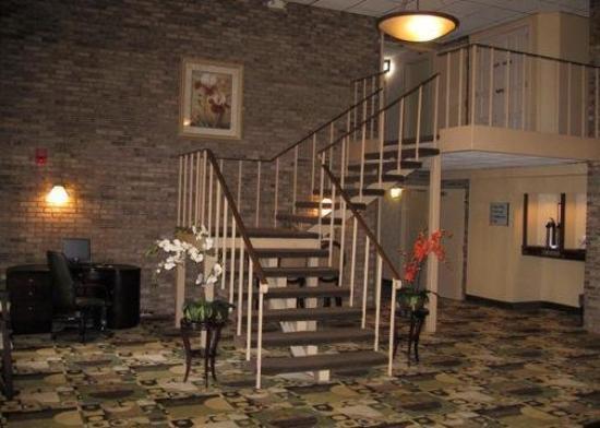 Motel 6 Hartford / Vernon: Lobby