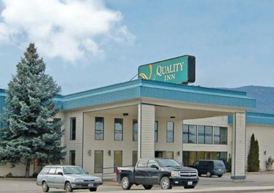 Quality Inn: Exterior -OpenTravel Alliance - Exterior View-