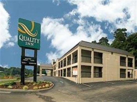 Quality Inn Tanglewood: Exterior