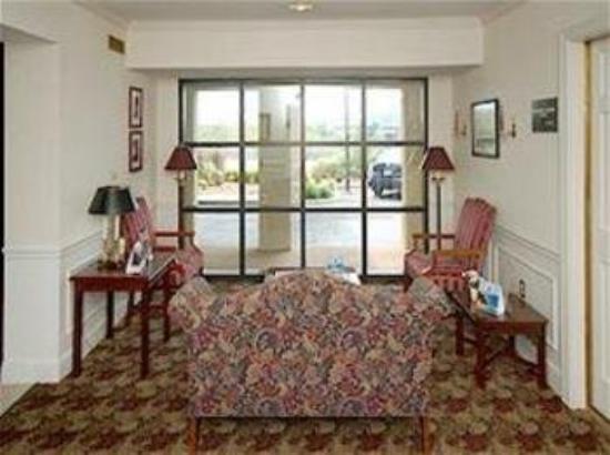 Quality Inn Tanglewood: Lobby