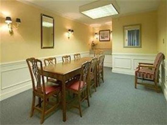 Quality Inn Tanglewood: Meeting Room