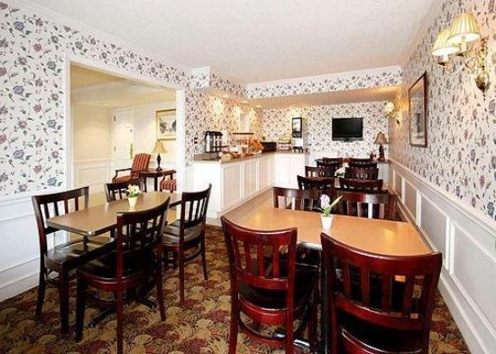 Quality Inn Tanglewood: Restaurant