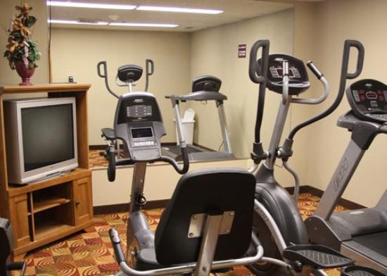 Quality Inn: Fitness