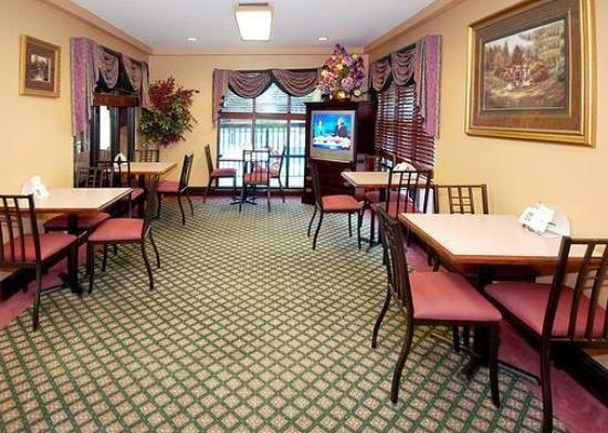 Quality Inn Ocean Springs: Restaurant