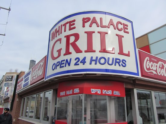 Photo of American Restaurant White Palace Grill at 1159 S Canal St, Chicago, IL 60607, United States
