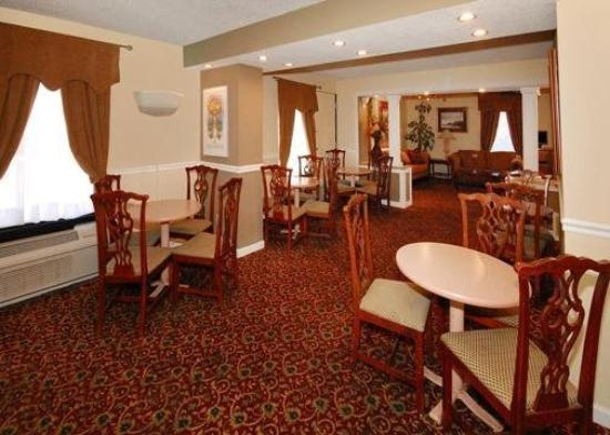 Quality Inn Wilmington: Restaurant