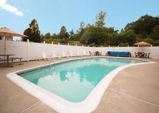 All Seasons Inn & Suites: Pool
