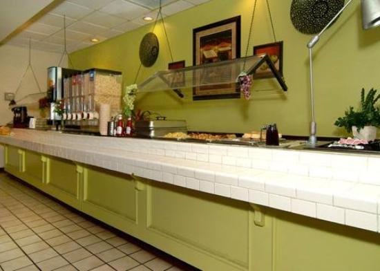 Quality Inn And Suites: Restaurant