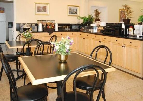 Quality Inn Pleasantville: Restaurant