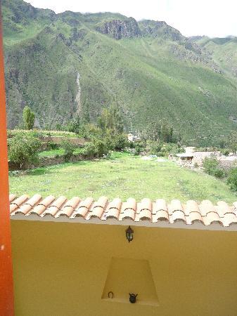 Hotel Casa de Mama Valle: vistas del valle