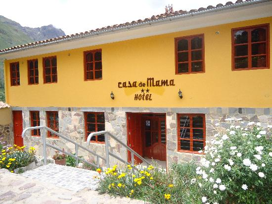 Hotel Casa de Mama Valle: vista exterior