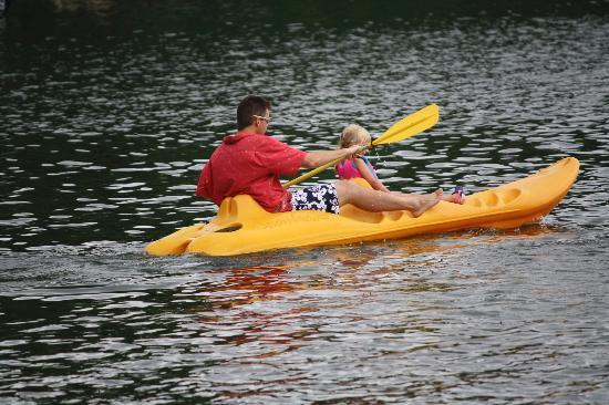 East Silent Lake Resort: Water activities