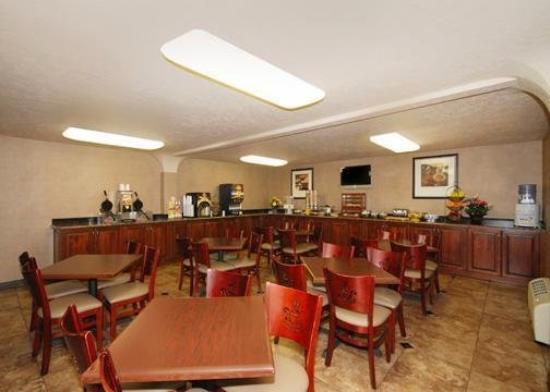 Quality Inn South Bluff: Restaurant