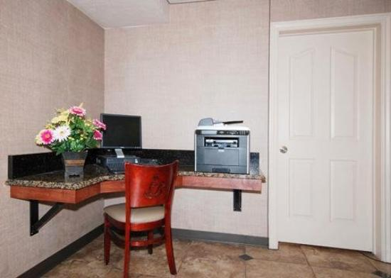 Quality Inn South Bluff: UTI