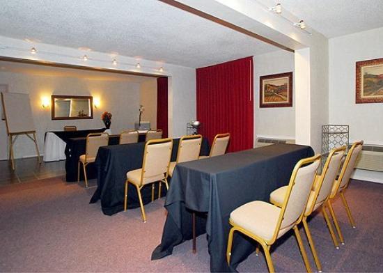 Quality Inn & Suites Livonia: Meeting Room